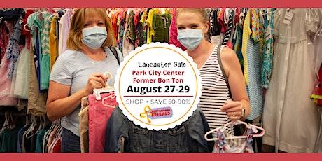JBF Lancaster Public Sale: August  27-29 (FREE) tickets