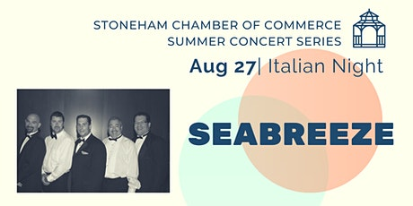 Stoneham Chamber Drive-In Concert Series: Seabreeze tickets