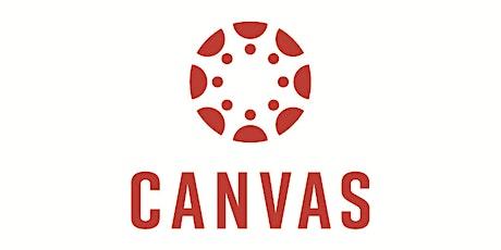 Canvas Studio via Zoom tickets