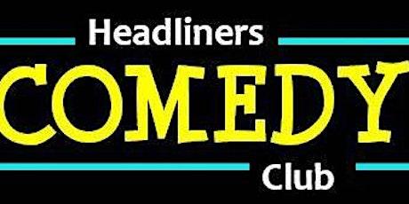 Headliners Comedy Club Show tickets