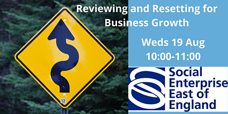 Reviewing and Resetting for Business Growth tickets