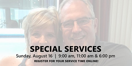 Special Services - August 16th tickets
