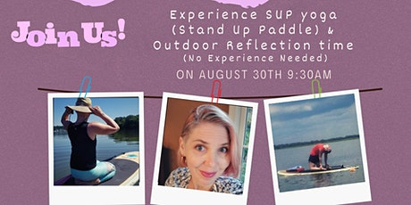 Self Care Sunday SUP Yoga Event tickets
