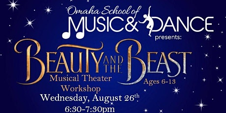 Musical Theater Workshop! tickets