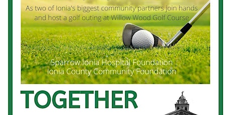 Sparrow Ionia and Ionia County Community Foundation Golf Outing tickets