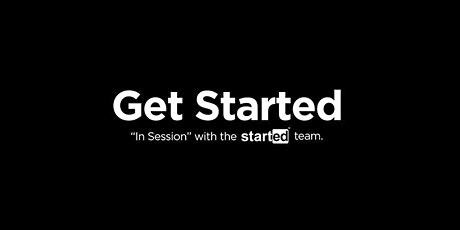Info Session with the StartEd Team tickets