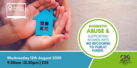 Domestic Abuse: Supporting Women with No Recourse to Public Funds (NRPF) tickets