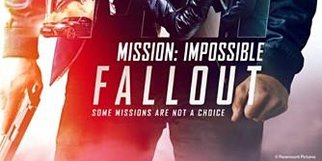 Mission: Impossible - Fallout tickets