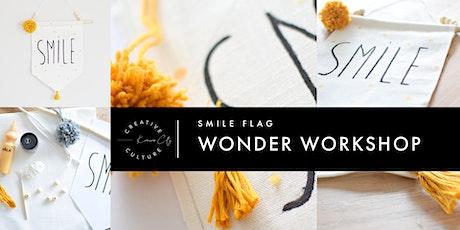 Kid's Wonder Workshop | Paper Mosaic tickets