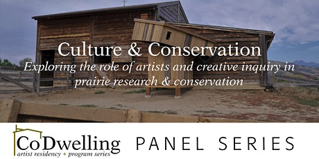 """""""Culture & Conservation"""" Panel Discussion tickets"""