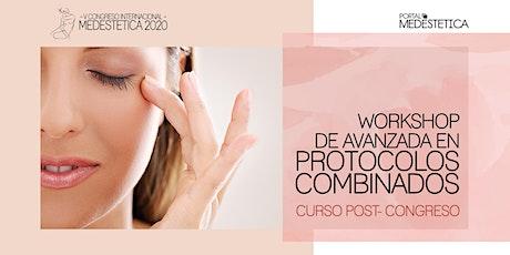 Workshop de Avanzada en Protocolos Combinados tickets