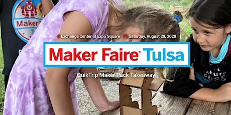Maker Faire Tulsa 2020 tickets