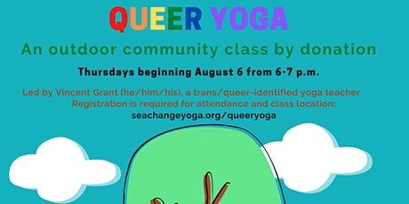Queer Yoga tickets