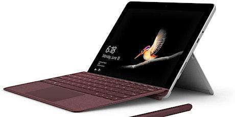 Surface Go  & Laptop Deployment - 350 Euston Road tickets