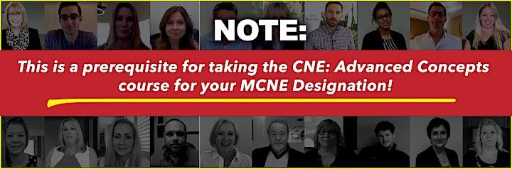 CNE Core Concepts (CNE Designation Course) - Online, PA(Mike Everett) image