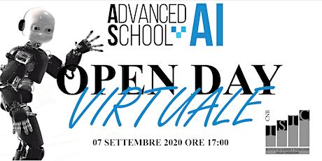 Open Day di Orientamento- Advanced School in Artificial Intelligence tickets