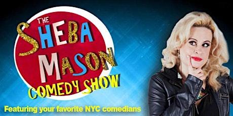 Sheba Mason Comedy Show at Three Monkeys! Outdoors and socially-distanced! tickets