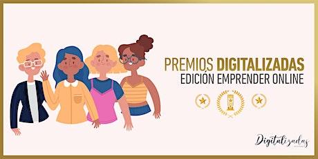 Digitalizadas Edición  Emprender Online boletos