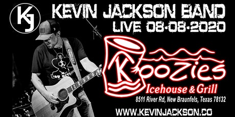 Koozies Sunset Series feat. Kevin Jackson tickets