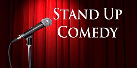 Free Covered Courtyard Comedy Show! Heat Lamps, Socially-Distanced! tickets