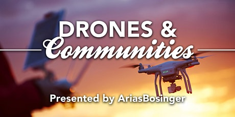 Monthly Meeting: August Luncheon - Drones & Communities tickets