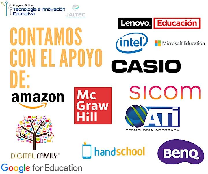 Imagen de Congreso Online Tecnología e Innovación Educativa