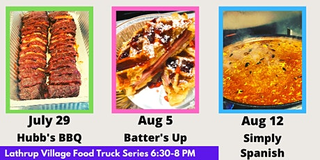 Lathrup Village Food Truck Series tickets
