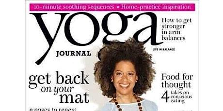 Yoga with Bibi McGill & Goat Visit tickets