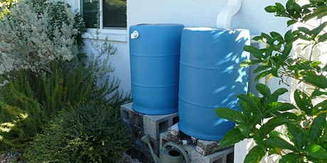 Rain Barrel Workshop (webinar) tickets