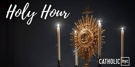 August Young Adult Holy Hour tickets