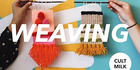 Weaving Workshop (Beginners) tickets
