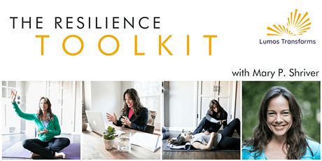 SOLD OUT - Intro to The Resilience Toolkit | 11am PDT tickets