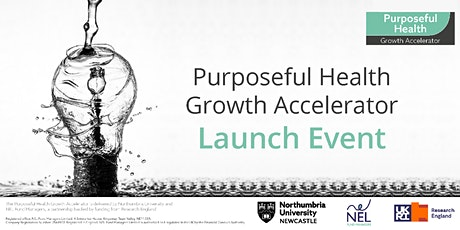 Purposeful Health Growth Accelerator Launch Event tickets