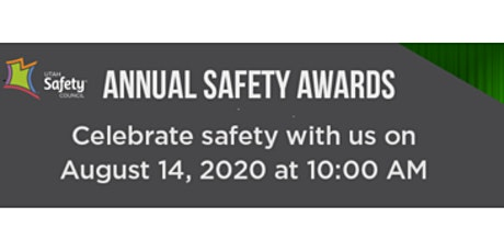 Utah Safety Council 2020 Annual Meeting and Awards tickets