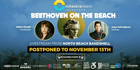 Beethoven on the Beach tickets