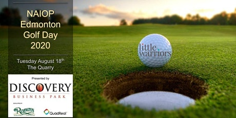 2020 NAIOP Edmonton Golf Day tickets