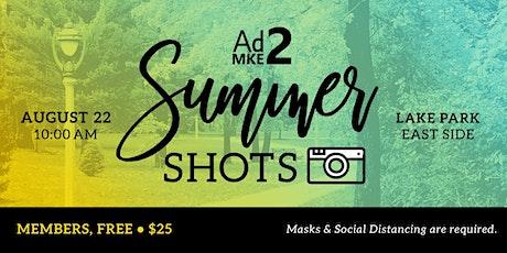 Summer Shots tickets