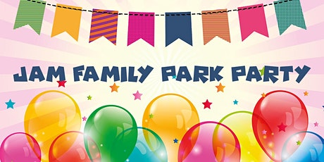 JAM Family Park Party tickets