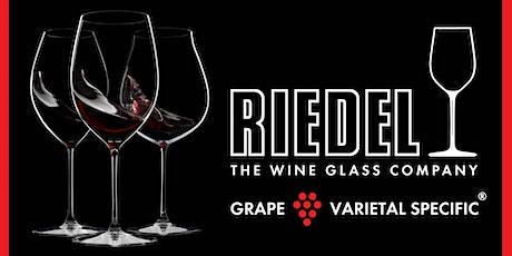 A Virtual Wine & Glass Experience ft. Riedel with CAVE tickets