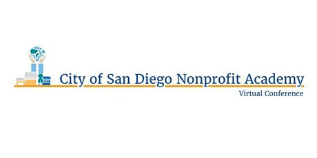 City of San Diego Virtual Nonprofit Academy: Fall 2020 tickets