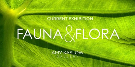 Fauna & Flora Exhibition tickets