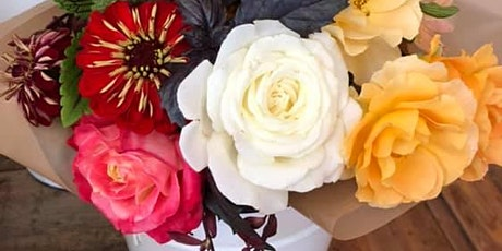 Floral Arranging Workshop by HSCo x Great Blue Farms tickets