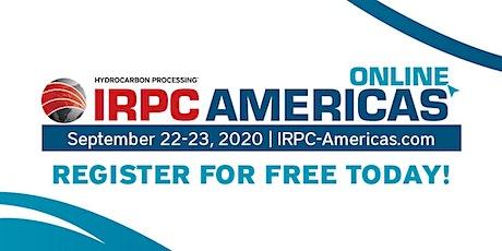 IRPC Americas ONLINE tickets