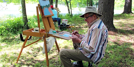 OPEN TRAILS + PLEIN AIR PAINT-OUT WITH LIVE MUSIC tickets