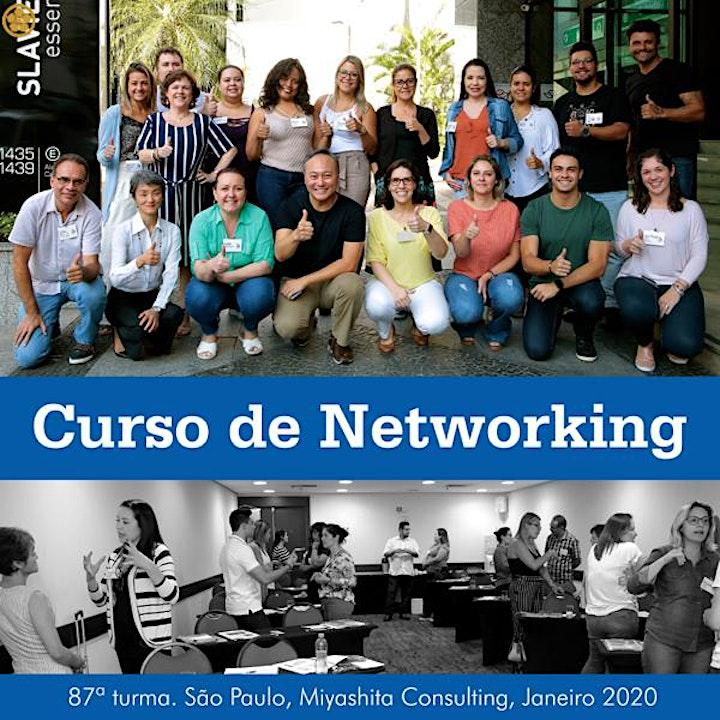 Imagem do evento Curso de Networking e Marketing Pessoal - 88ª turma. Em São Paulo, SP