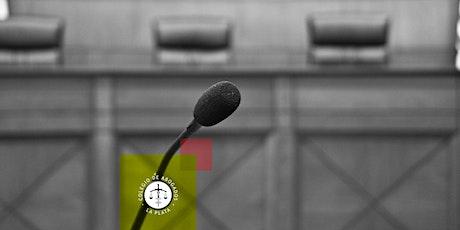 El litigio oral entradas