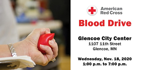 Glencoe Community Blood Drive tickets