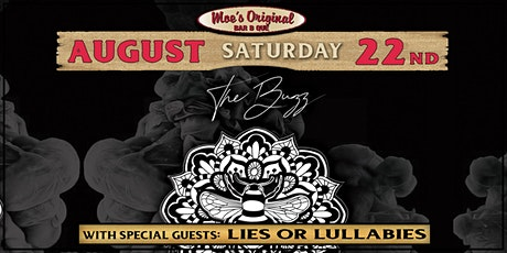 The Buzz w/ Lies or Lullabies tickets