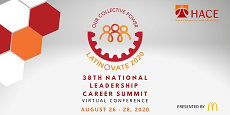 HACE's 38th National Virtual Leadership Career Summit tickets