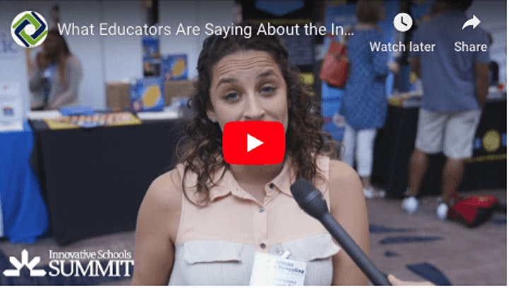 August 2020 (ORLANDO) Innovative Schools Virtual Summit image